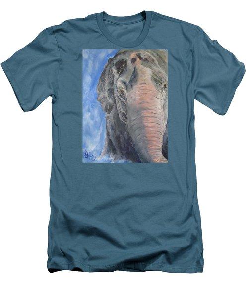The Elder, Methai An Elephant Men's T-Shirt (Athletic Fit)