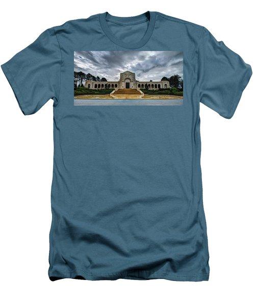 Meuse-argonne Tribute Men's T-Shirt (Athletic Fit)