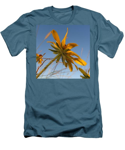 Men's T-Shirt (Slim Fit) featuring the photograph Miss Daisy by Joseph Skompski