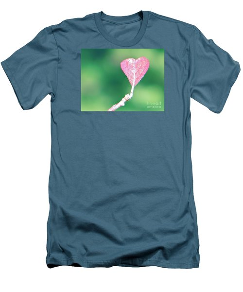 Miss Lonely Heart Men's T-Shirt (Athletic Fit)