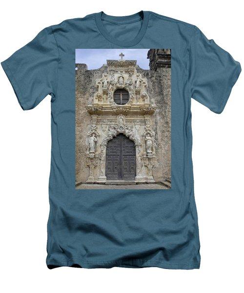 Mission San Jose Doorway Men's T-Shirt (Athletic Fit)
