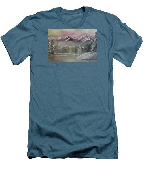 Misty Winter Men's T-Shirt (Athletic Fit)