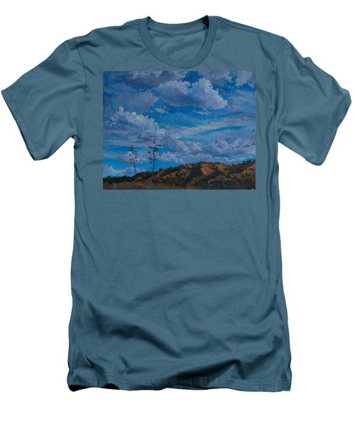 Monsoons Men's T-Shirt (Athletic Fit)