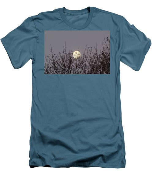 Moon Fall Men's T-Shirt (Athletic Fit)