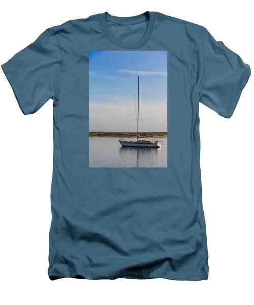 Morro Bay 2 Men's T-Shirt (Athletic Fit)