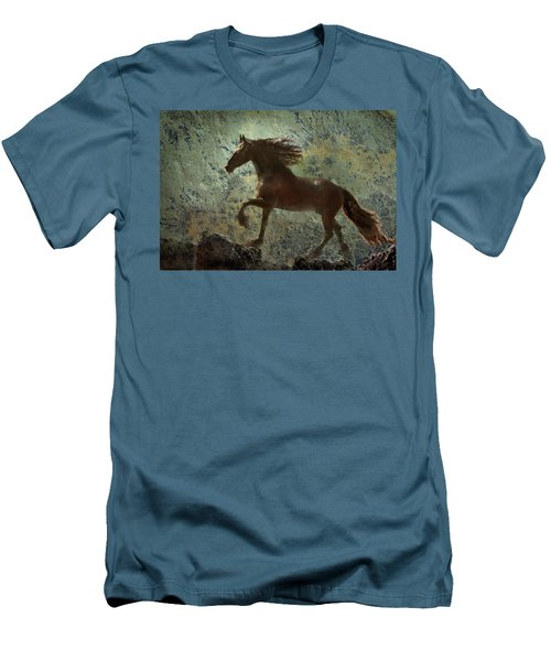 Mountain Majesty Men's T-Shirt (Slim Fit)