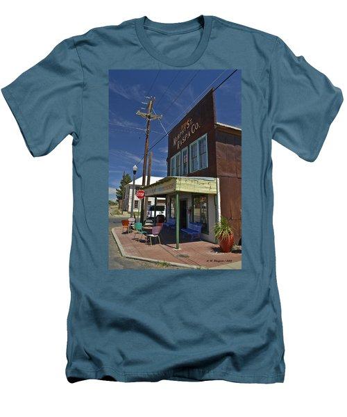 Murphy Street Raspa Men's T-Shirt (Slim Fit) by Allen Sheffield