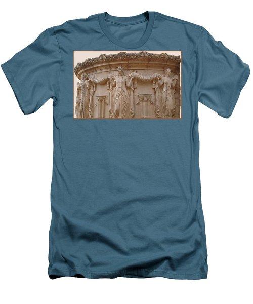Naga  Men's T-Shirt (Athletic Fit)