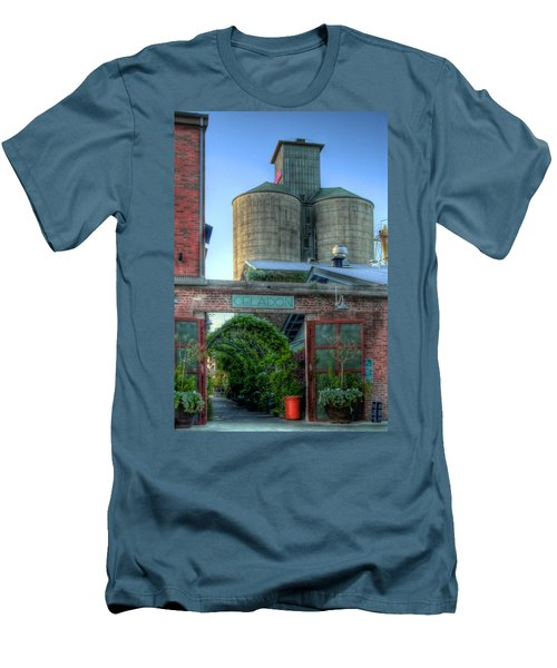 Napa Mill Men's T-Shirt (Slim Fit) by Bill Gallagher