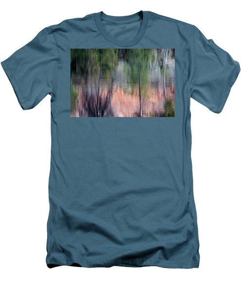 Nature's Mirror Men's T-Shirt (Athletic Fit)
