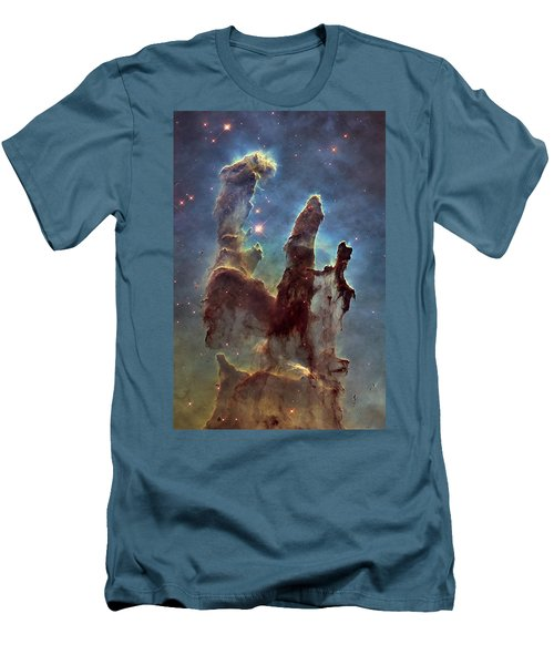 New Pillars Of Creation Hd Tall Men's T-Shirt (Athletic Fit)