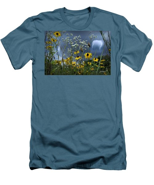 No Vase Needed Men's T-Shirt (Athletic Fit)