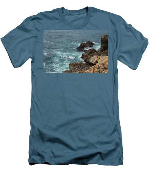 Ocean Below Men's T-Shirt (Athletic Fit)
