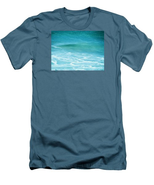 Ocean Lullaby Men's T-Shirt (Athletic Fit)