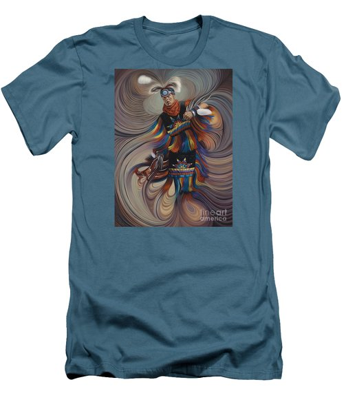 On Sacred Ground Series II Men's T-Shirt (Athletic Fit)
