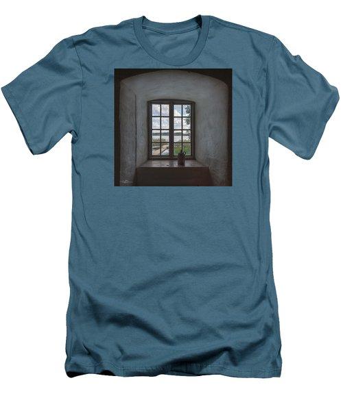 Outlook Men's T-Shirt (Slim Fit) by Torbjorn Swenelius