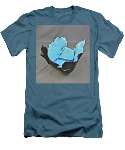 Paper-thin Bowl  09-001 Men's T-Shirt (Athletic Fit)