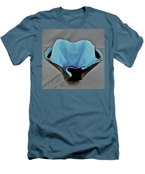 Paper-thin Bowl  09-002 Men's T-Shirt (Athletic Fit)
