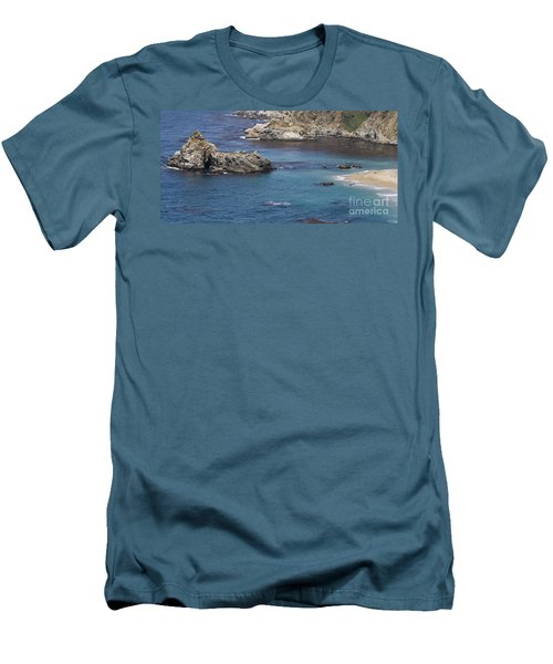 Paradise Beach Men's T-Shirt (Athletic Fit)
