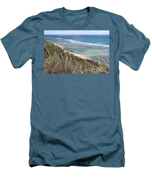 Paradise Overlook Men's T-Shirt (Athletic Fit)