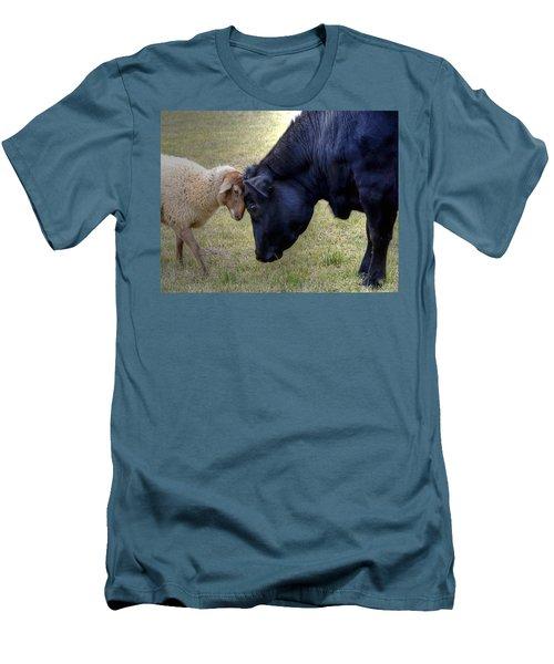 Pasture Pals Men's T-Shirt (Athletic Fit)