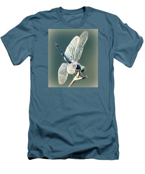 Peaceful Pause Men's T-Shirt (Athletic Fit)