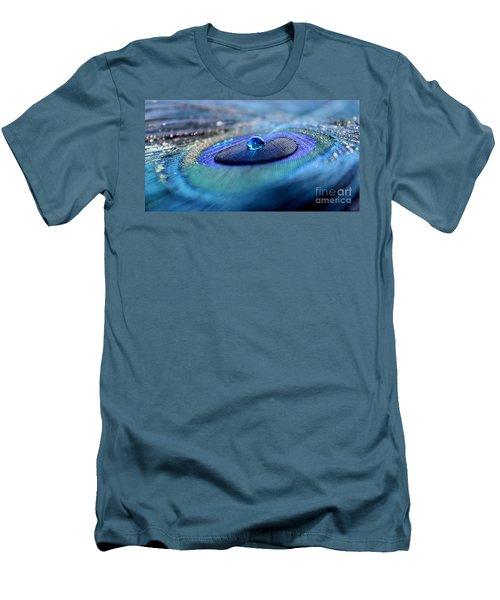 Peacock Potion Men's T-Shirt (Athletic Fit)