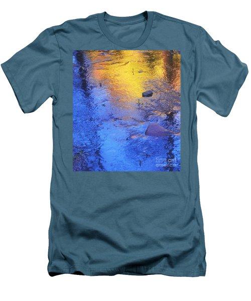 Pecos Reflection Men's T-Shirt (Athletic Fit)