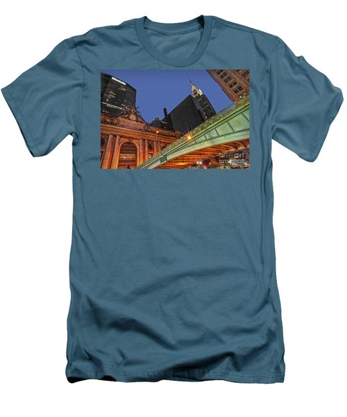 Pershing Square Men's T-Shirt (Athletic Fit)