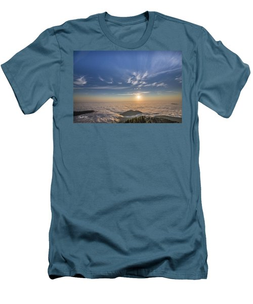 Pilchuck West 2 Men's T-Shirt (Athletic Fit)