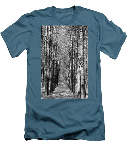 Pine Plantation Men's T-Shirt (Athletic Fit)