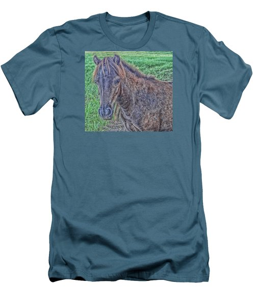 Pony Men's T-Shirt (Athletic Fit)