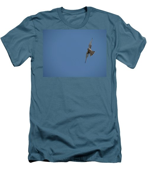 Prairie Diver Men's T-Shirt (Athletic Fit)