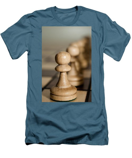 Pawns Men's T-Shirt (Athletic Fit)
