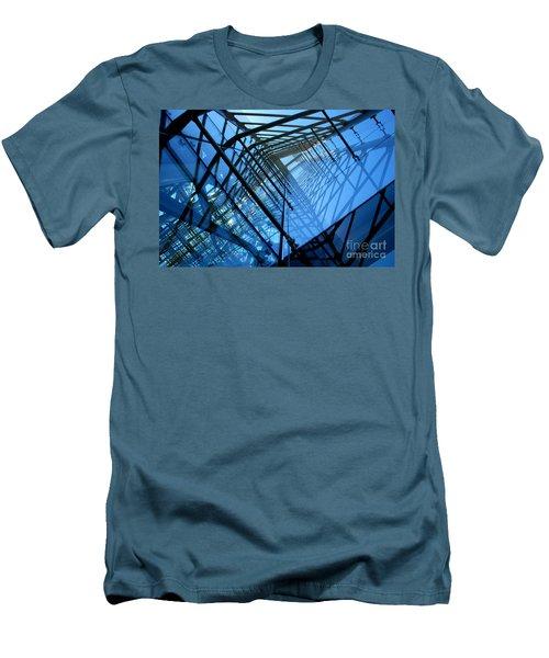 Quadrajunction Men's T-Shirt (Athletic Fit)