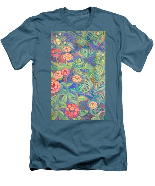 Radford Library Butterfly Garden Men's T-Shirt (Athletic Fit)