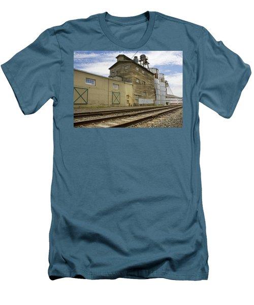 Railway Mill Men's T-Shirt (Athletic Fit)