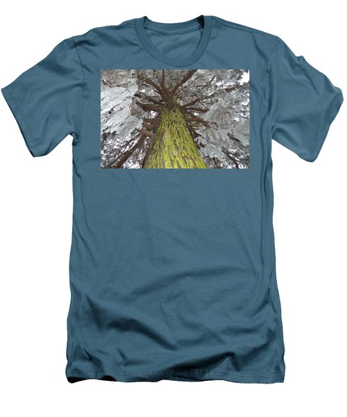 Men's T-Shirt (Slim Fit) featuring the photograph Ready For Christmas by Felicia Tica