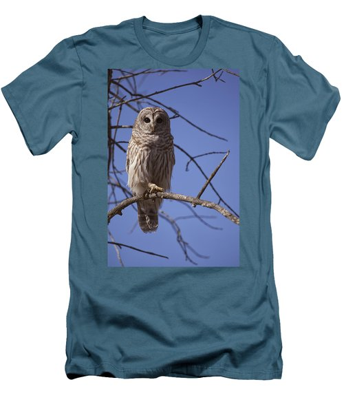 Ready For Takeoff Men's T-Shirt (Slim Fit) by Eunice Gibb