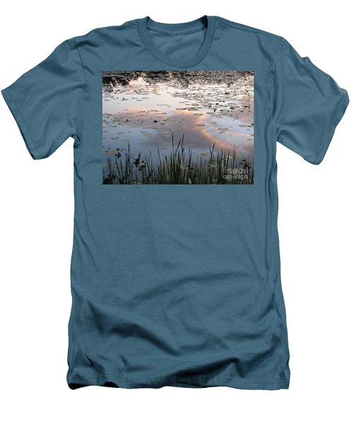 Reflections Men's T-Shirt (Slim Fit) by Michael Krek