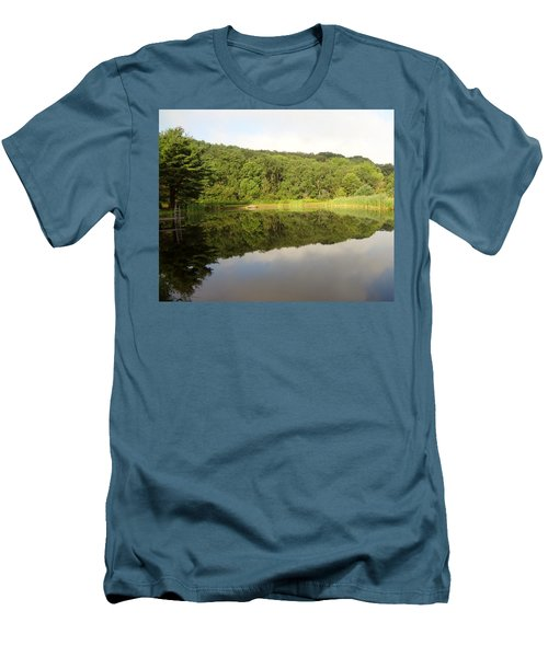 Relaxation Men's T-Shirt (Slim Fit) by Michael Porchik