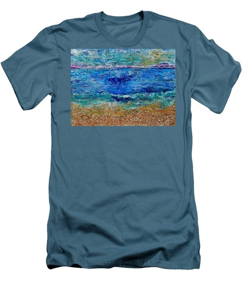 Rhapsody On The Sea  Men's T-Shirt (Athletic Fit)