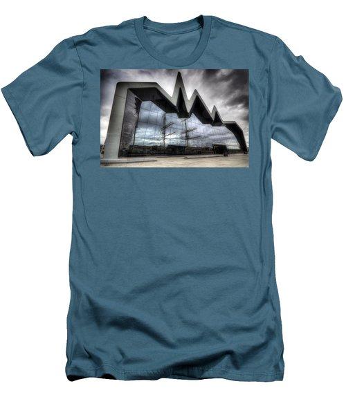 Riverside Museum Men's T-Shirt (Athletic Fit)