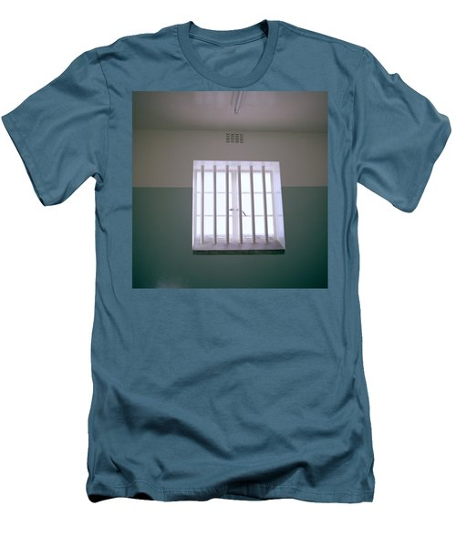 Robben Island Men's T-Shirt (Athletic Fit)