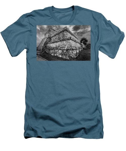 Ruin At Tulum Men's T-Shirt (Athletic Fit)