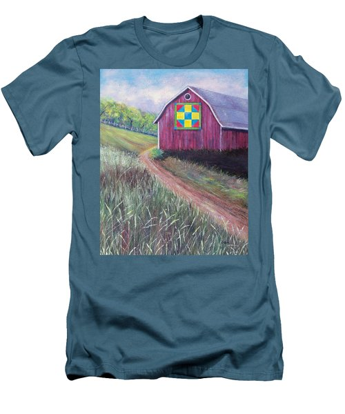 Rural America's Gift Men's T-Shirt (Slim Fit) by Susan DeLain