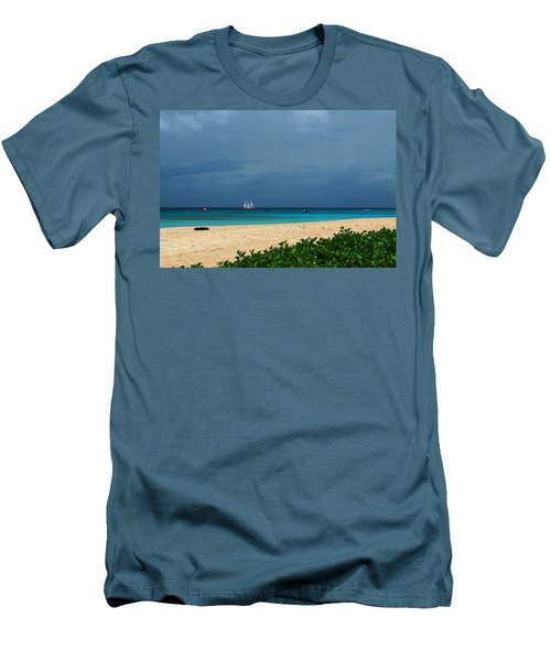 Sail Away Men's T-Shirt (Athletic Fit)