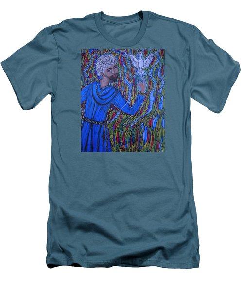 Saint Peter Men's T-Shirt (Athletic Fit)