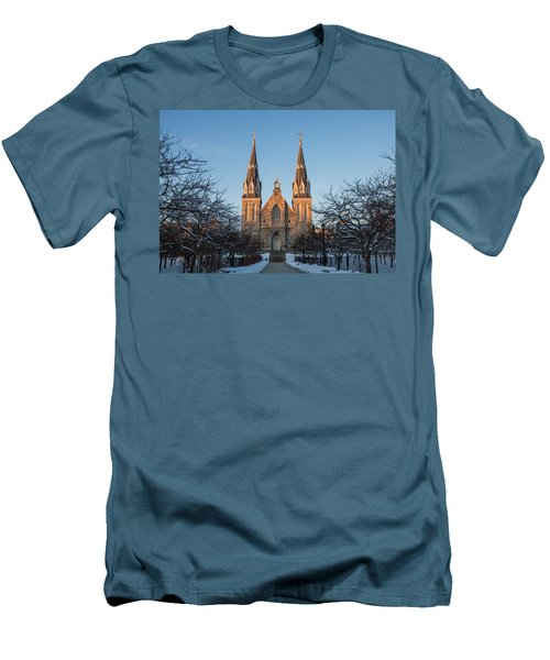 Saint Thomas Of Villanova Men's T-Shirt (Athletic Fit)