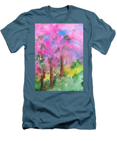 Sakura Men's T-Shirt (Slim Fit)
